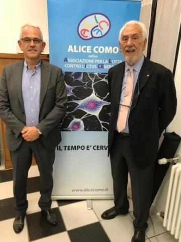 Incontro in sede con Associazione ALICe